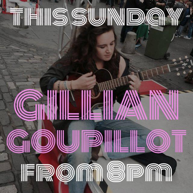 Gillian music copy